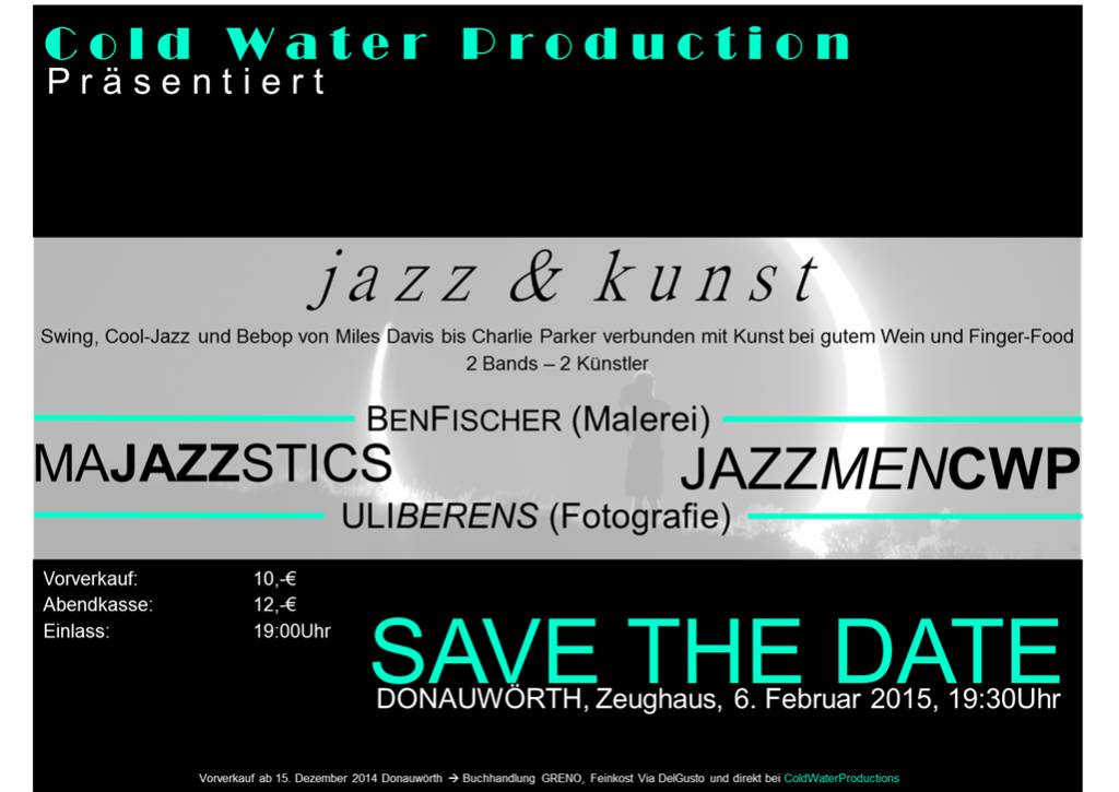 Jazz & Kunst 2015
