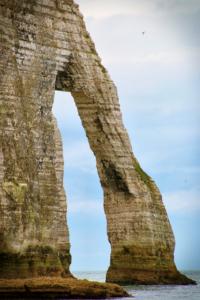 Das Felsentor: ein Wahrzeichen Etretats