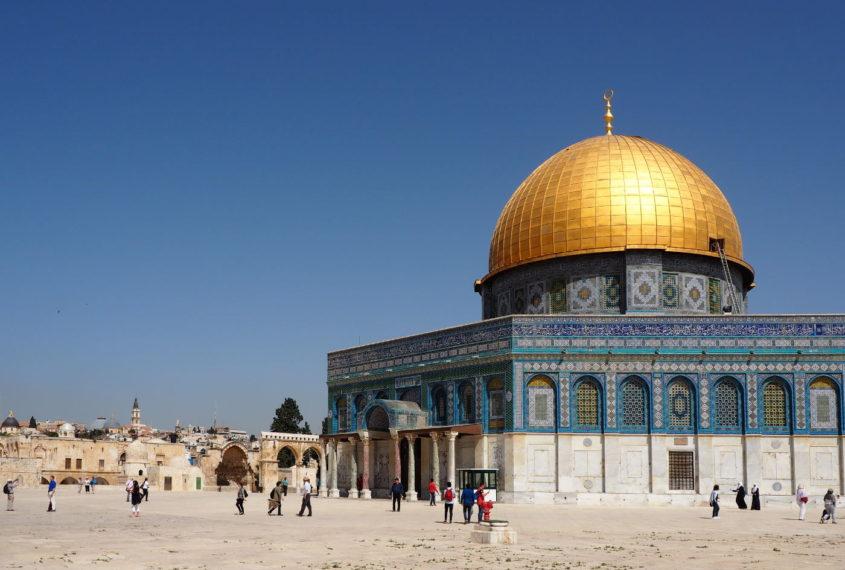 Jerusalem Felsendom
