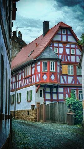 Altstadt Bad Nauheim by uli@berens.cc                                                  .