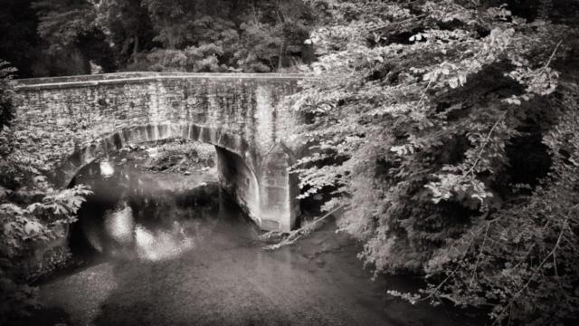 Brücke über die Usa