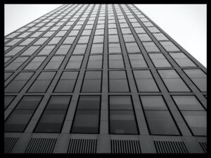 Fassade in Frankfurt