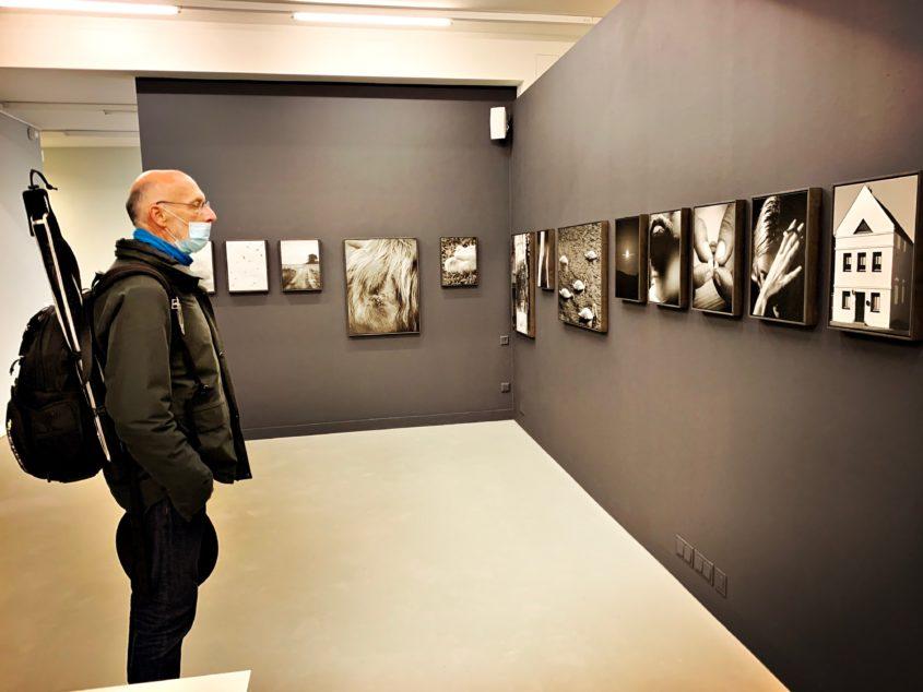 In der Ausstellung des Fotografieforums